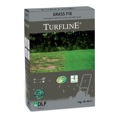 Trávové osivo DLF Grass Fix Seedbooster C&T 1kg  990550