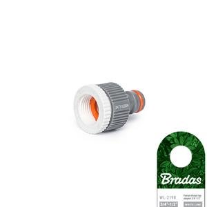 WL-2198 adaptér Standard - red. 1/2'' - 3/4'' VN...